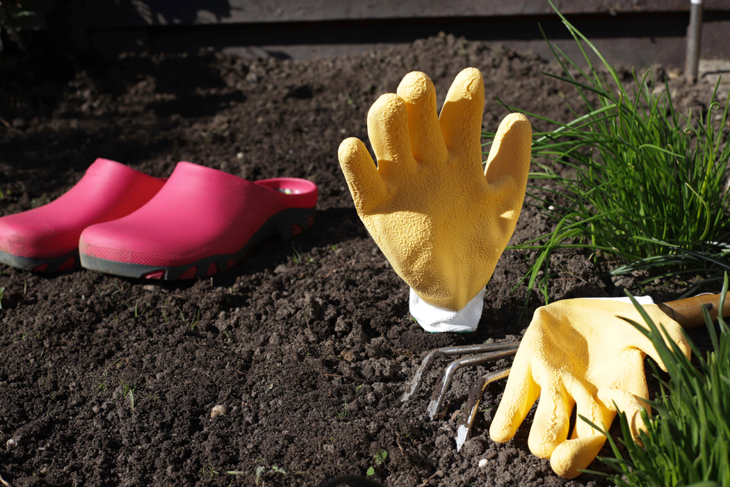sabot de jardin